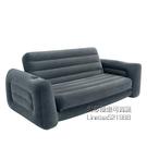 充氣沙發床多功能可摺疊床客廳雙人單人充氣懶人沙發【果果新品】
