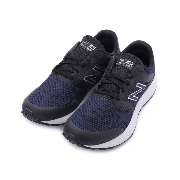 NEW BALANCE 420 4E寬楦跑鞋 深藍黑 ME420RV1 男鞋