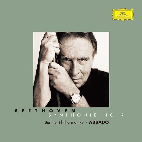 【停看聽音響唱片】【黑膠LP】貝多芬:第九號交響曲「合唱」 / 阿巴多(指揮)、柏林愛樂 (180g 2LP)
