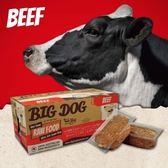 *KING WANG* 【免運】(1盒12片入)澳洲BIG DOG(BARF)巴夫《犬用生食肉餅-牛肉口味》