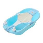 兒童澡盆大號加厚寶寶可坐躺小孩新生兒嬰兒浴盆嬰幼兒洗澡盆用品