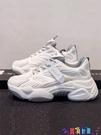 運動鞋 2021春季老爹新款內增高小白女鞋潮百搭春秋炸街港風運動寶貝計畫 上新