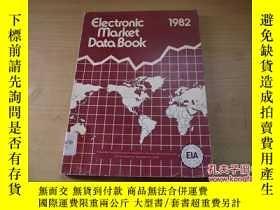二手書博民逛書店英文原版:Electronic罕見market Data Boo