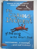 【書寶二手書T1/原文小說_AW8】The Curious Incident of the Dog in the Night-time