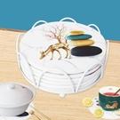 北歐隔熱墊餐桌墊防燙木質菜碗墊