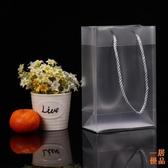 優一居 包裝袋 破壞袋 塑料袋 PP 磨砂 透明 手提 包裝袋子