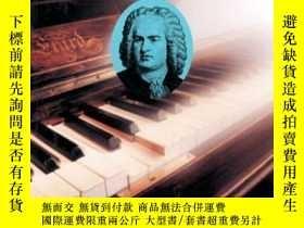 二手書博民逛書店J.s.罕見Bach s Well-tempered Clavier. In-depth Analysis And