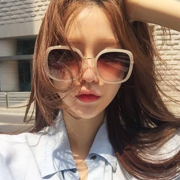 LASH 墨鏡 Relief  IV03 (裸白-金) 蔡司鏡片 復刻版 韓國 太陽眼鏡 久必大眼鏡