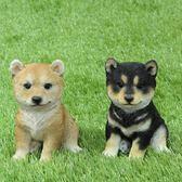 《齊洛瓦鄉村風雜貨》日本zakka雜貨 柴犬 擺飾 動物模型 柴柴飾品 柴柴 小柴