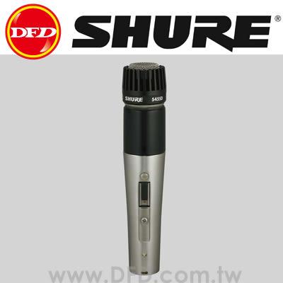 美國 舒爾 SHURE 545SD 經典樂器麥克風 公司貨 適合電吉他, 軍鼓,銅鼓