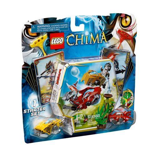 ★funbox玩具★《LEGO》Chima-氣之決戰_ LG70113