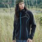 【西班牙TERNUA】男 Polartec立領中層外套1643329 AF / 城市綠洲(中層保暖、超細刷毛、輕量透氣)