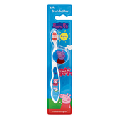 加價購 - 美國熱銷Peppa Pig卡通牙刷(附刷蓋),原價$119↘$29(須購買本商場商品)