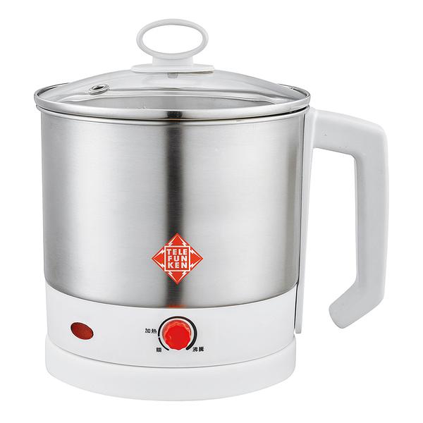 德律風根 304不鏽鋼內膽美食鍋2公升 LT-SGP1728