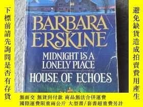 二手書博民逛書店Midnight罕見Is A Lonely Place   Ho