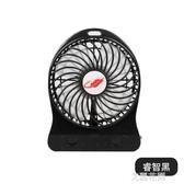 共田F95S暴風版迷你風扇 便攜式辦公室USB桌面大風力可充電小風扇『艾麗花園』