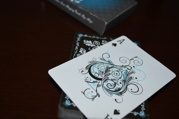 【USPCC撲克】Blue Tune PLAYING CARDS V1