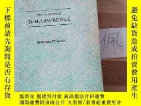 二手書博民逛書店The罕見Portable D. H. LawrenceY15335