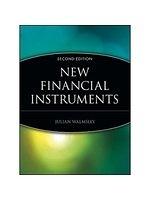 二手書博民逛書店 《New financial instruments》 R2Y ISBN:0471121363│Walmsley