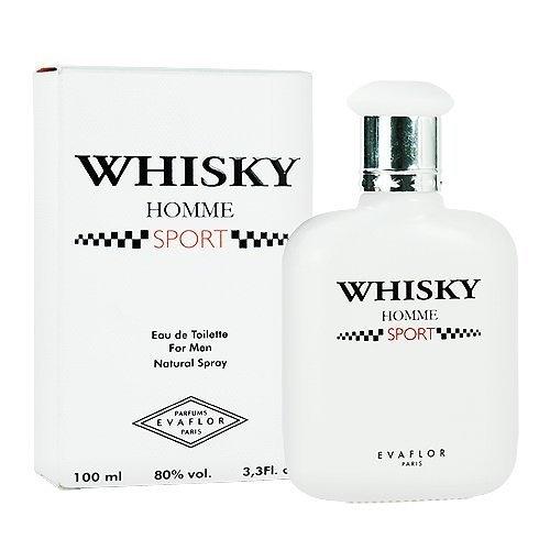 Whisky Homme Sport 威士忌 運動 男性淡香水 100ML【七三七香水精品坊】