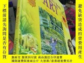 二手書博民逛書店usborne罕見the children s book of
