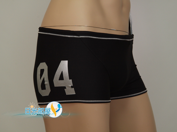 *日光部屋* arena (公司貨)/F5604-BKSL 運動休閒/耐穿/短四角泳褲(M~XL/特價)