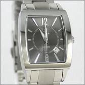 【萬年鐘錶】SIGMA日系 灰經典時尚女錶 8801L-01