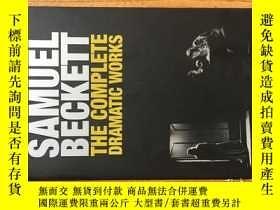 二手書博民逛書店The罕見Complete Dramatic Works ( Samuel Beckett 塞繆爾貝克特戲劇作品全
