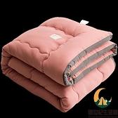 水洗棉被子冬被加厚保暖四季通用被芯單人雙人棉被褥太空被【創世紀生活館】
