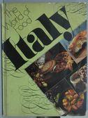 【書寶二手書T6/餐飲_ZHR】The World of Food Italy