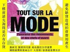 二手書博民逛書店Tout罕見Sur La ModeY368185 Marnie