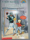 【書寶二手書T1/原文小說_ZEO】Hello Reader!Level3:A Boy Named Boome_Boomer Esiason
