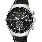 CITIZEN 星辰 光動能計時手錶-43.5mm CA7010-19E