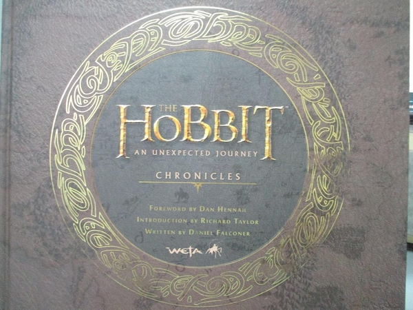 【書寶二手書T8/影視_WFC】The Hobbit: An Unexpected Journey - Chronicl