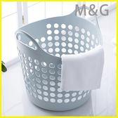 洗衣籃 臟衣服收納筐籃收納桶簍框洗衣家用衛生間簡約放衣簍的北歐收納筐