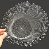 透明釣魚線抄網頭手工編織密眼小魚白色網兜
