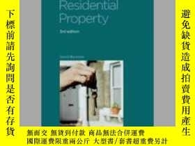 二手書博民逛書店Valuation罕見and Sale of Residential PropertyY410016 Davi