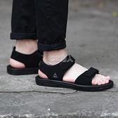 2021新款時尚夏季越南皮涼鞋男士學生涼拖鞋休閒潮流青少年沙灘鞋 快速出貨