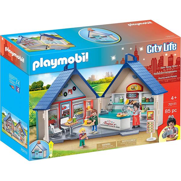 playmobil 提盒系列 晚餐_PM70111