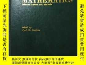 二手書博民逛書店應用數學手冊(Handbook罕見of APPLIED MATHEMATICS Selected Resrlts