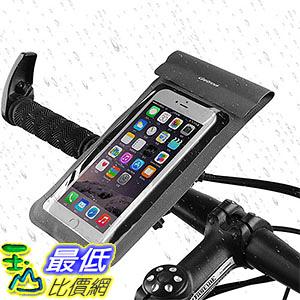 [106美國直購] 防水手機 車架 Waterproof Bike Mount Holder Getron GT-BSH01 Universal Bicycle Mobile Phone Waterproof 6吋
