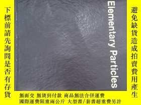 二手書博民逛書店Models罕見of elementary particles