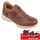 ZOBR路豹     真皮專利黏帶式氣墊鞋 TA59系列