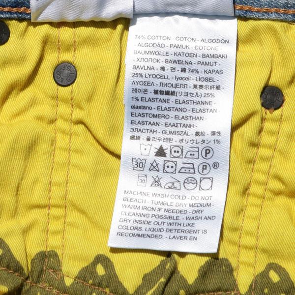 Levis 男款 501 排釦直筒牛仔褲 / Snoopy限量系列 / 滿版印花 / 彈性布料