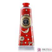 L'OCCITANE 歐舒丹 節慶乳油木玫瑰護手霜(30ml)-百貨公司貨【美麗購】