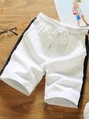 短褲男士夏季寬鬆休閒五分中褲子運動褲