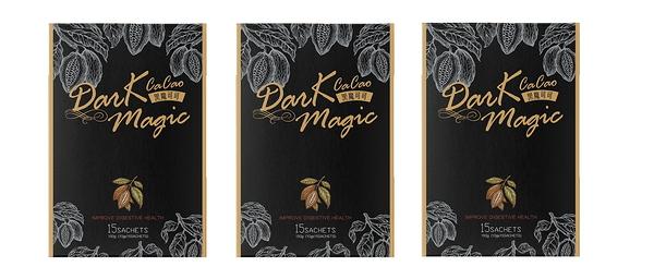 【3盒入】黑魔可可 Dark Magic Cacao【1盒15包】[寶寶小劇場][現貨不必等]美神契約