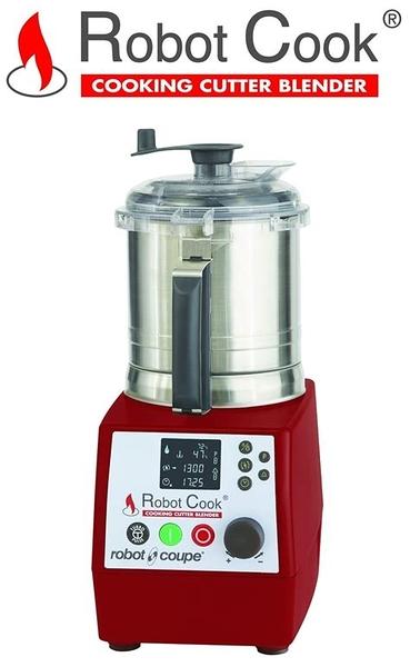 法國  Robot Coupe   ROBOT COOK 專業 智慧加熱均質機 第一專業加熱食品加工機!-24期零利率