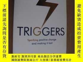 二手書博民逛書店Triggers罕見(Sparking positive cha