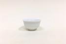 瓷磬杯-白【亞舍泥作】【茶杯】陶.瓷.竹.木. 茶具.茶葉專賣